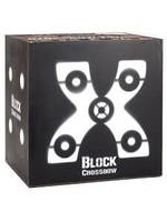 """FIELD LOGIC INC FIELD LOGIC BLOCK BLACK CROSSBOW TARGET 16""""X16""""X12"""""""