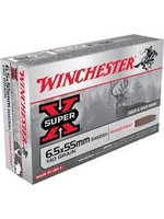 WINCHESTER Winchester AMMO  6.5X55 SWE, SP, 140 Grains