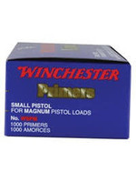WINCHESTER WINCHESTER PRIMERS SMALL PISTOL FOR MAG PISTOL LOADS