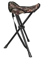 """HQ OUTFITTERS HQ OUTFITTERS 14"""" CAMO STOOL W/SHOULDER STRAP"""