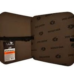 MOSSY OAK THERM-A-SEAT SPORTMANS CUSHION MOSSY OAK BROWN
