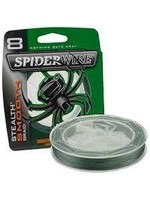 SPIDERWIRE SPIDERWIRE STEALTH SMOOTH MOSS BRAID