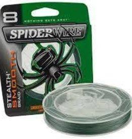 SPIDERWIRE SPIDERWIRE STEALTH SMOOTH MOSS BRAID