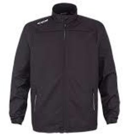 CCM Hockey CCM YTH LIGHT WEIGHT RINK SUIT JACKET BLK MD