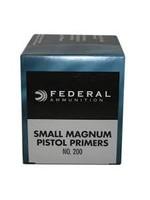 FEDERAL FEDERAL SMALL MAGNUM PISTOL PRIMERS NO.200