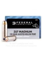 FEDERAL FEDERAL 375 MAG 158 GR JHP