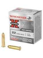 WINCHESTER WINCHESTER AMMO 22LR #12 SHOT 50RNDS X22LRS