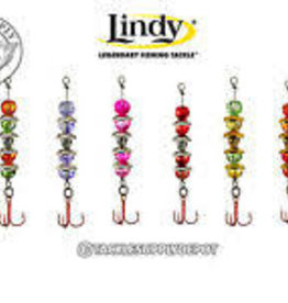 LINDY WALLY TALKER 1/8  OZ LURES
