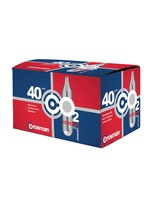 CROSMAN CROSMAN POWERLET CO2 12G CARTRIDGES 40CT