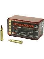 WINCHESTER WINCHESTER 17 HMR 17GR 2550FPS PT VARMINT HV