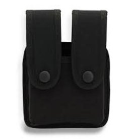 UNCLE MIKE'S UNCLE MIKE DOUBLE PISTOL MAG CASE DOUBLE ROW MAGS 88361