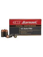 BARNAUL BARNAUL 45 AUTO 230 GR FMJ 50CT COATED STEEL CASE