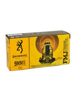 Browning BROWNING AMMO 9MM 115GR FMJ 50CT