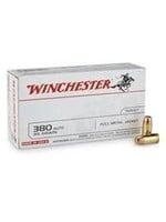 WINCHESTER WINCHESTER AMMO 380 AUTO 95GR FMJ 50RND