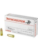 WINCHESTER WINCHESTER 9MM AMMO 115 GR FMJ