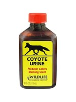 WILDLIFE RESEARCH WILDLIFE RESEARCH 523 COYOTE URINE