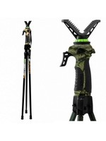 "PRIMOS PRIMOS HUNTING TRIGGER STICK TRIPOD JIMMY SHOCKEY EDITION  GEN #2, 24 ""/61CM"