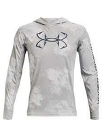 UNDER ARMOUR UNDER ARMOUR  MENS CHILL SHOREBREAK CAMO HDY-GRY
