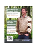 BELL OUTDOOR PRODUCTS BELL SILVER CREEK MOSQUITO JACKET ADULT