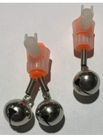 BELL OUTDOOR PRODUCTS SILVERCREEK 2PC GLOW NIGHT BELLS