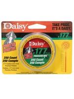 daisy DAISY PELLET .177 POINTED 250 PK