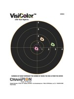 CHAMPION CHAMPION 45824 VISICOLOR TGT 8IN BULLS 10