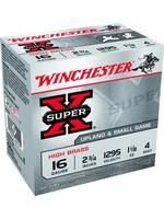 "WINCHESTER WINCHESTER 16GA 2 3/4"" 4SHOT 1 1/8oz X16H4A"