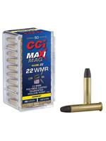 CCI CCI 22WMR MAXI MAG 46GR HP 972CC