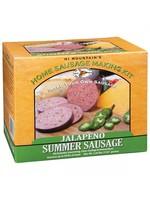 Hi Mountain Hi Mountain 00031 Jalapeno Summer Sausage Making Kit