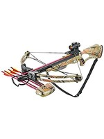 BELL OUTDOOR PRODUCTS BELL COMPOUND CROSSBOW KIT W/ RED DOT SCOPE 175LB 300FPS
