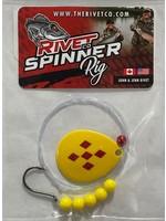 THE RIVET CO THE RIVET CO. SPINNER RIG