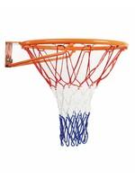 "360 ATHLETICS BASKETBALL TRI-COLOUR HESITATION NET 4MM 20"" NET (NET ONLY)"