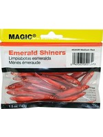 MAGIC EMERALD SHINERS 4 oz. /113g  MED.