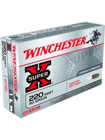 WINCHESTER WINCHESTER CF 220 SWIFT 50GR  JACKETED SOFT POINT