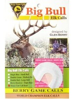 BERRY GAME CALLS BERRY GAME CALLS BIG ELK SLEAZY COW REED WHITE