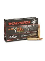 WINCHESTER WINCHESTER 308WIN 180 GR POWER MAX BONDED