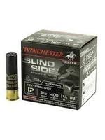 "WINCHESTER WINCHESTER 12GA 3"" 1 3/8OZ HEX STEEL SHOT ELITE BLIND SIDE"