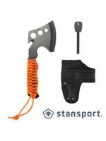 Stansport STANSPORT PARA MULTI-TOOL W/PARACORD HANDLE SHEATH & SLINT IGNITER
