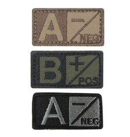Condor Outdoor Blood Type Patch