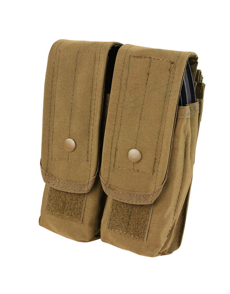 Condor Outdoor Double AR/AK Mag Pouch