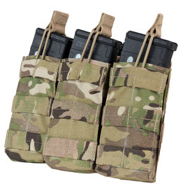 Condor Outdoor Triple M4/M16 Open Top Mag Pouch