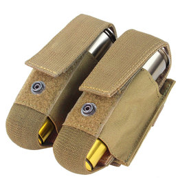 Condor Outdoor Double 40mm Grenade Pouch