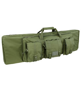 "Condor Outdoor 42"" Double Rifle Case"