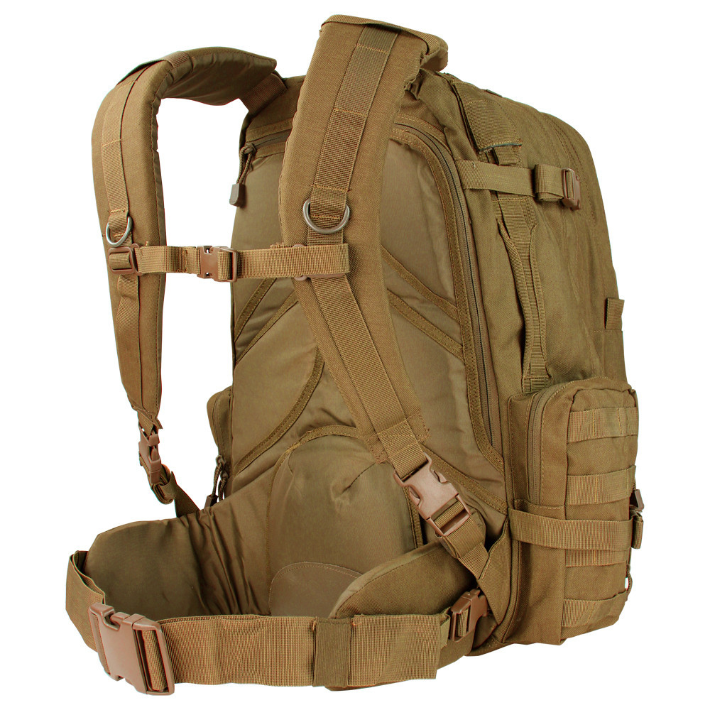 Condor 3/ avec sac /à dos Day Assault Pack Sac /à dos Coyote Brown
