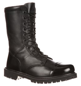 Rocky Side Zipper Jump Boots