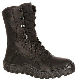 Rocky S2V Black Military Boot
