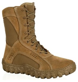 Rocky S2V Coyote Military Boot
