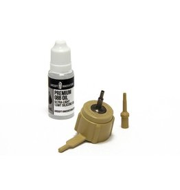 Airsoft Innovations Gungas High Strength Propane Adaptor