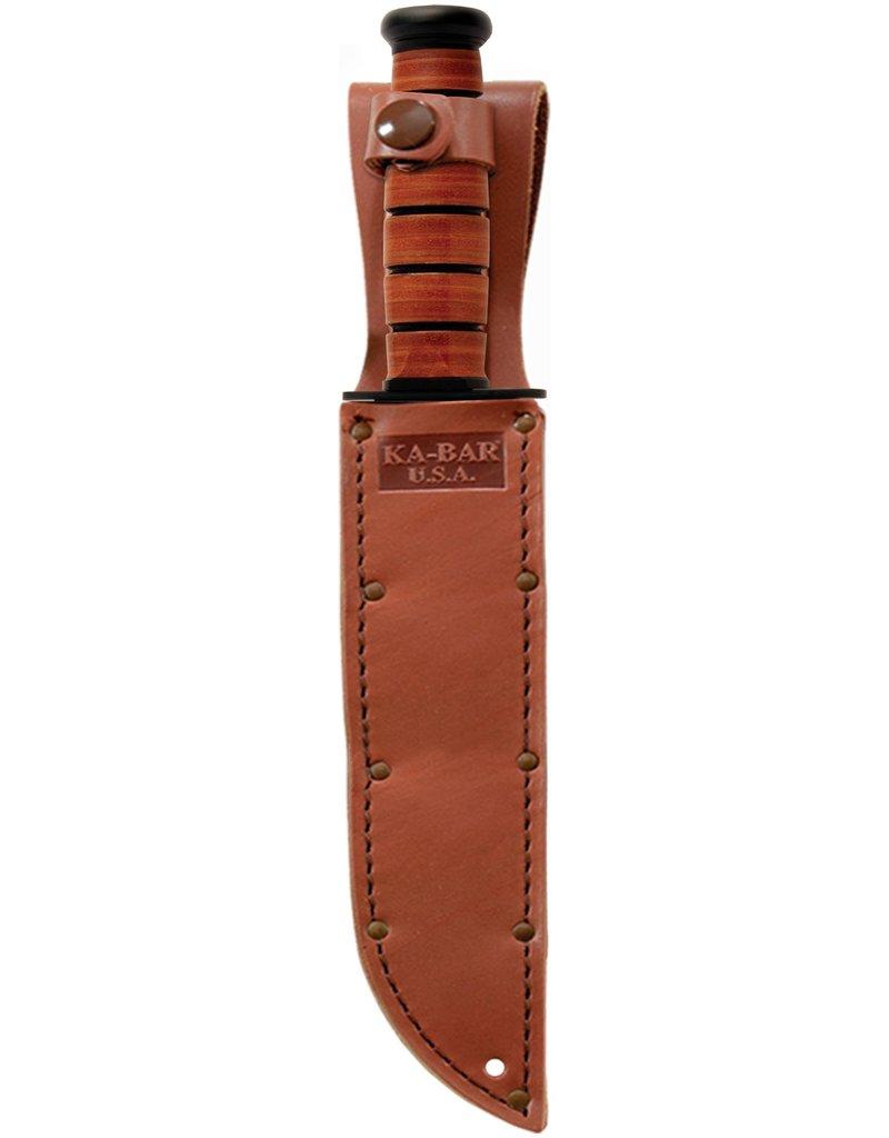 KA-BAR Big Brother, Leather