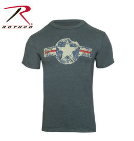 Rothco Vintage Air Corps Star T-Shirt